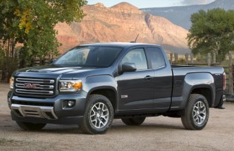 GMC Canyon VIN number decoder, get lookup and check history